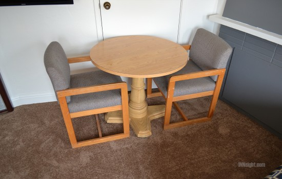 Beach Motel San Francisco - Dining Table in Guest Room